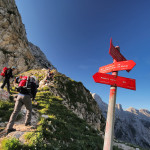Hiking on Triglav, Photo: www.slovenia.info