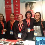 University of Ljubljana at the EAIE Conference & Exhibition, Liverpool 2016