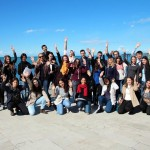 International students in the autumn 2016 at the University of Primorska, FAMNIT