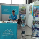 Study in Slovenia at the fair in Zagreb, Croatia 2016