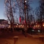 Kongres square Ljubljana