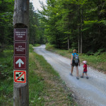 Educational path in Vrata Valley, Photo: Ales Zdesar