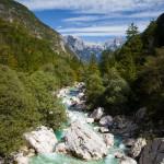 River Soča, Photo: www.slovenia.info